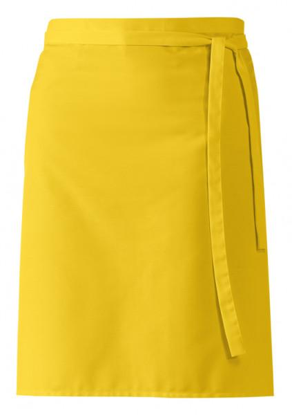 Bistro-Vorbinder 60 x 80 cm, gelb
