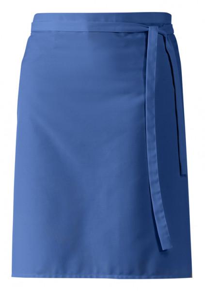 Bistro-Vorbinder 60 x 80 cm, königsblau