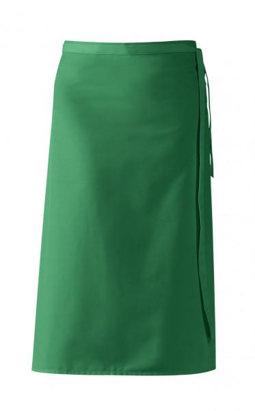 """Bistroschürze """"De Luxe"""", gärtnergrün, ca 80 x 100 cm"""
