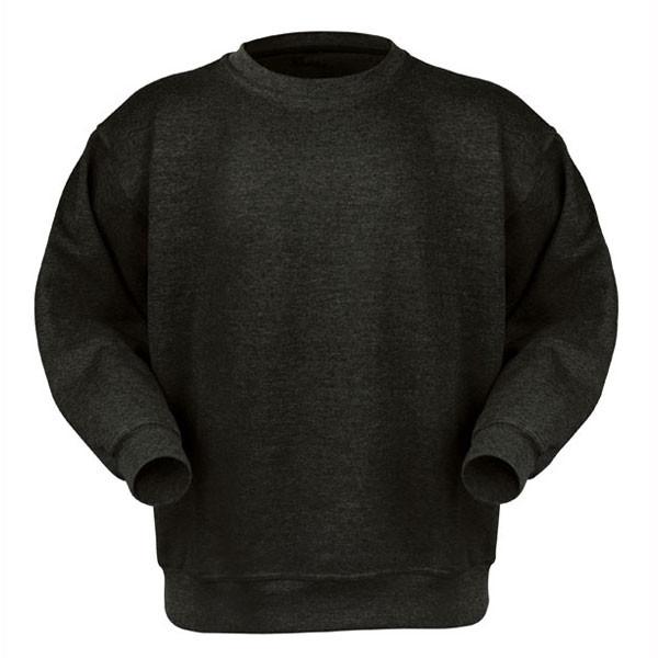 Heavy Blend™ Adult Crewneck Sweatshirt - schwarz