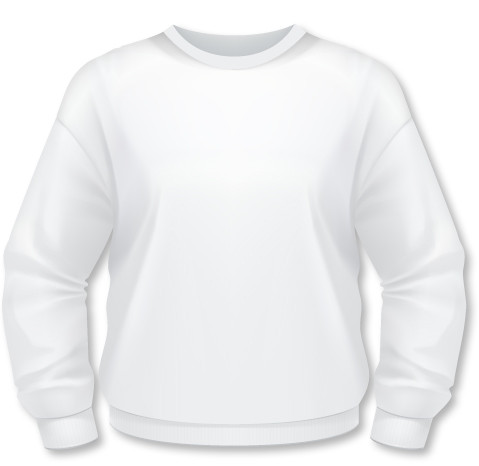 Heavy Blend™ Adult Crewneck Sweatshirt - weiß