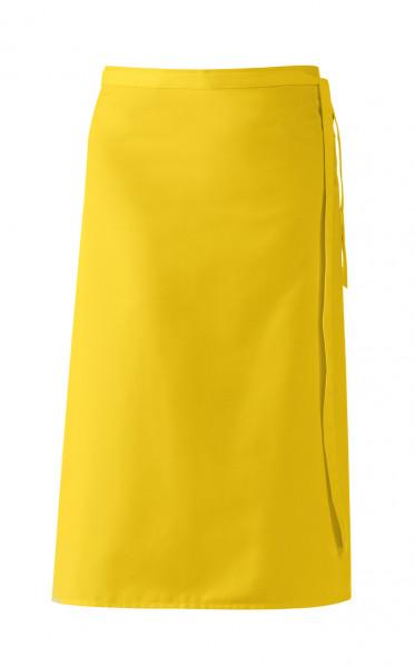 """Bistroschürze """"De Luxe"""", gelb, ca 80 x 100 cm"""