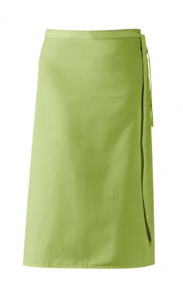 """Bistroschürze """"De Luxe"""", apfelgrün, ca 80 x 100 cm"""